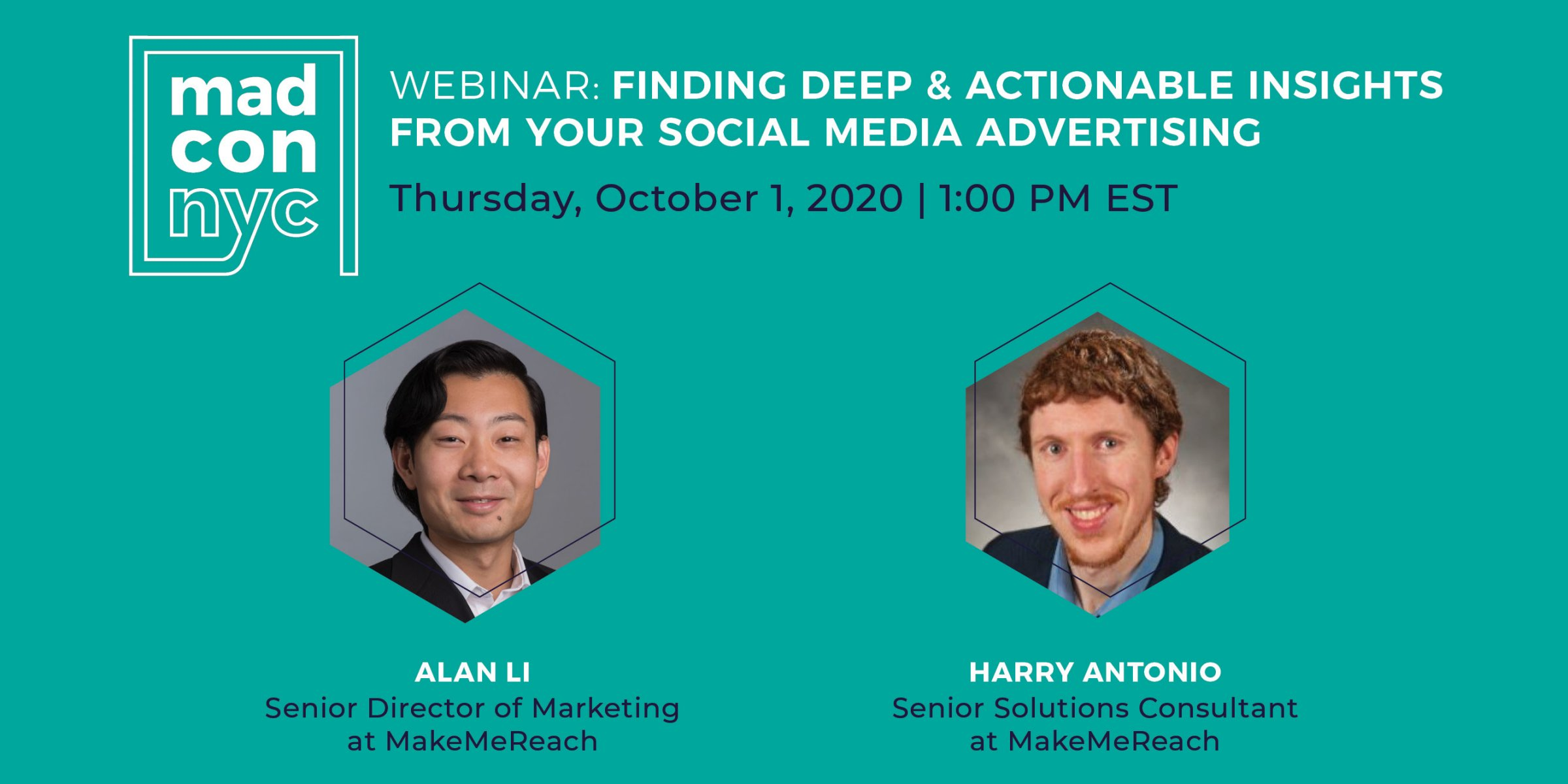 Finding Deep & Actionable Insights from your Social Media Advertising